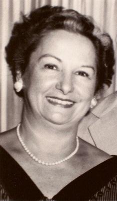 Ruth Radman Meyer 1955