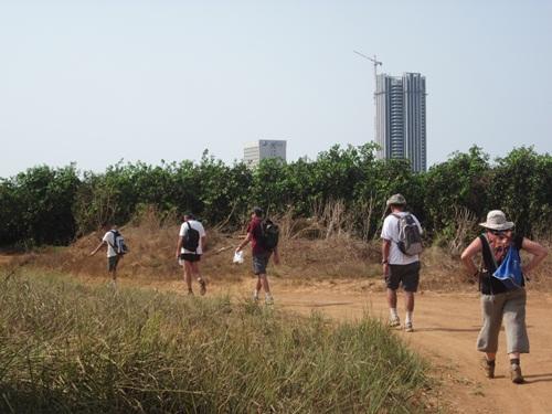 Israel Trail Tel Aviv Tel Afek