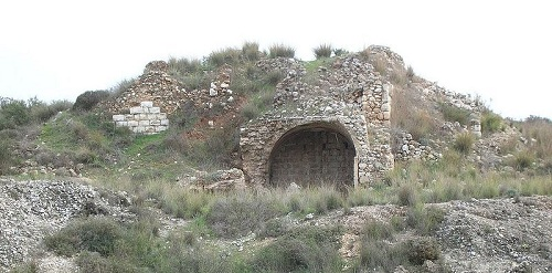 Limekiln in Nahal Anabe(photo by McKaby)